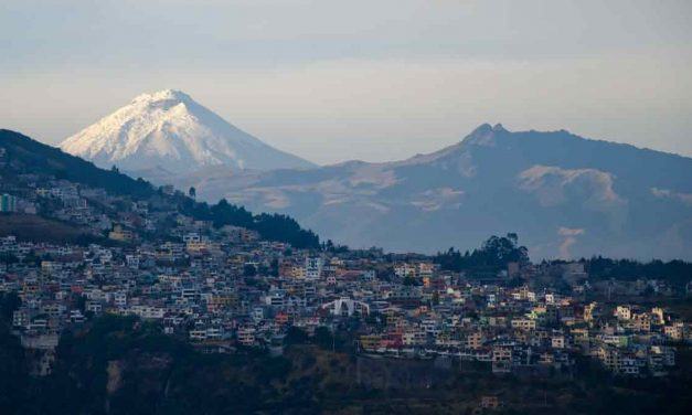 First Impressions of Quito, Ecuador