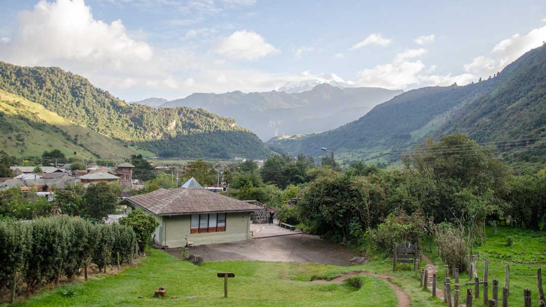 Hotel and grounds, Las Termas de Papallacta, Ecuador | ©Angela Drake