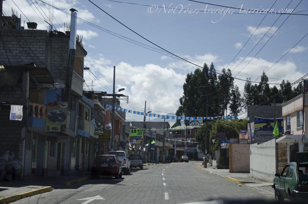 Selva Alegre, Sangolqui, Ecuador