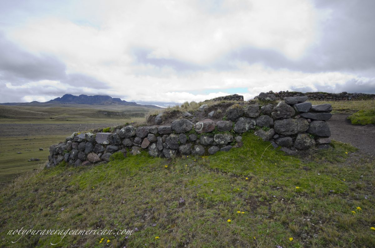 A Hidden Corner of Cotopaxi National Park