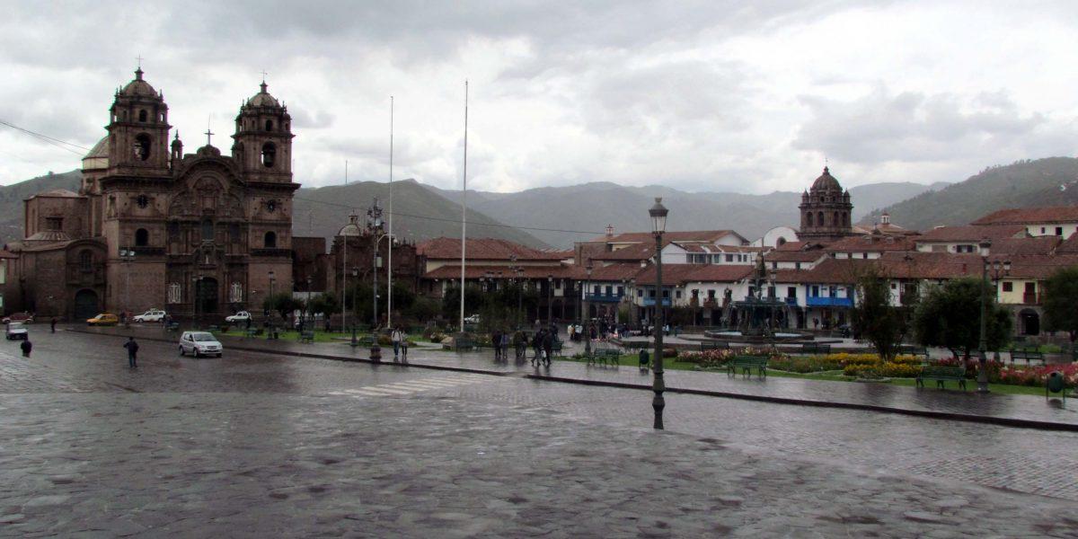 Plaza de Armas, Cusco, Peru | ©Angela Drake