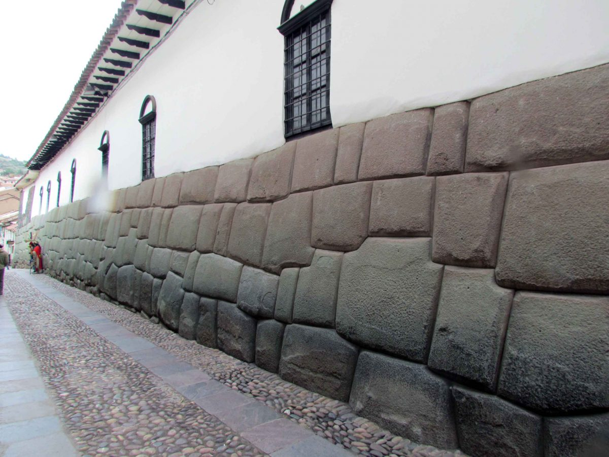 Inca Roca, converted to Archbishop's Residence; Cusco, Peru | ©Angela Drake