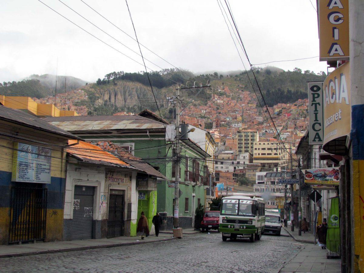 La Paz, Bolivia   ©Angela Drake