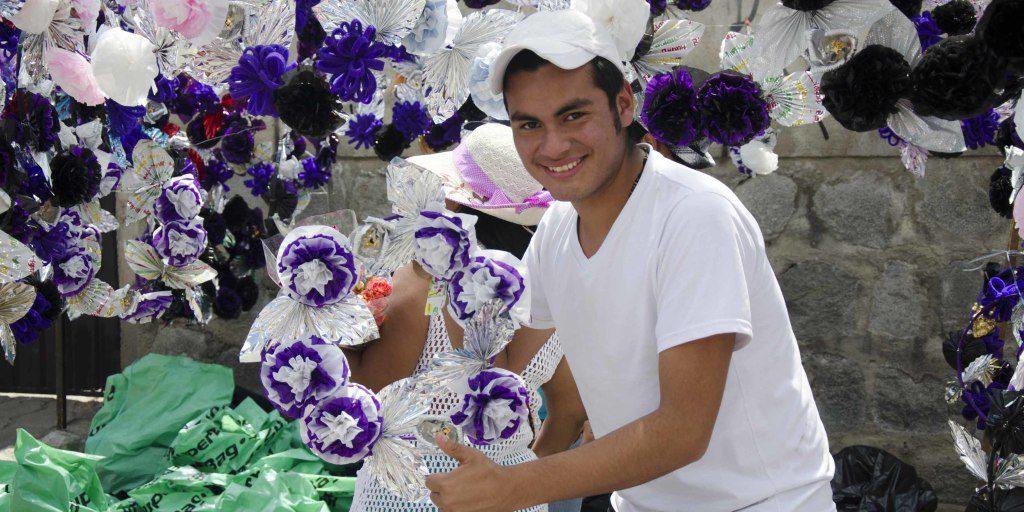Wreath Vendor