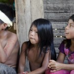 Huaorani Children