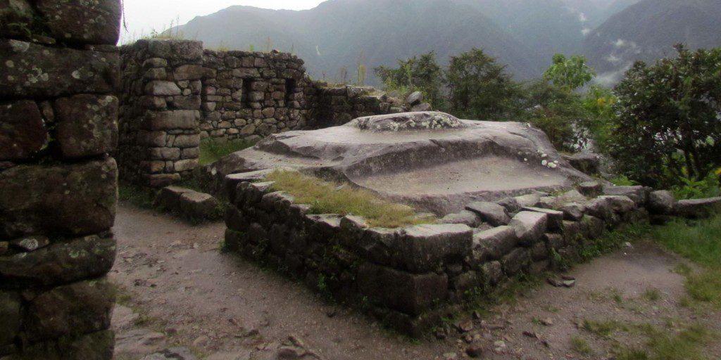 Sacred stone