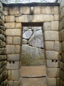 A doorway into the city