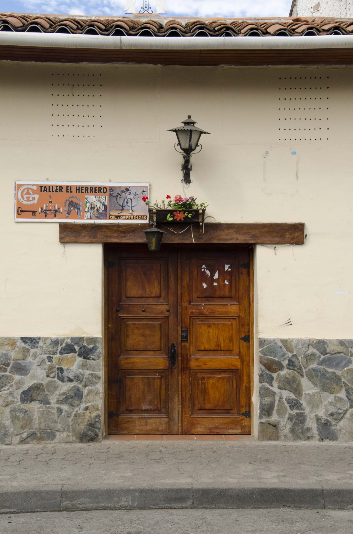 Las Herrerarias, Cuenca, Ecuador