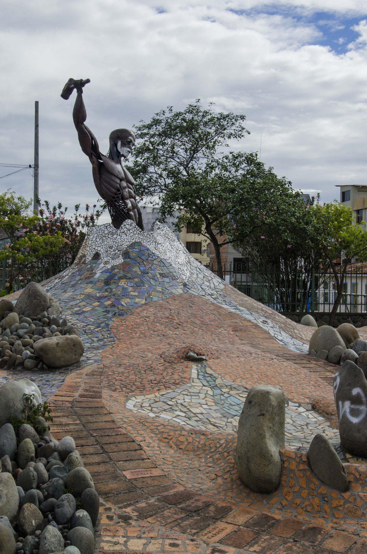 Birth of an Ironmoner, Cuenca, Ecuador