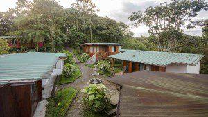 Rooms at Cabañas San Isidro