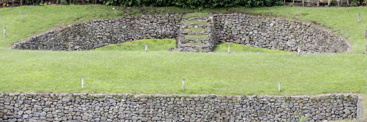 Tulipe, Ancient Yumbo Ruins near Quito