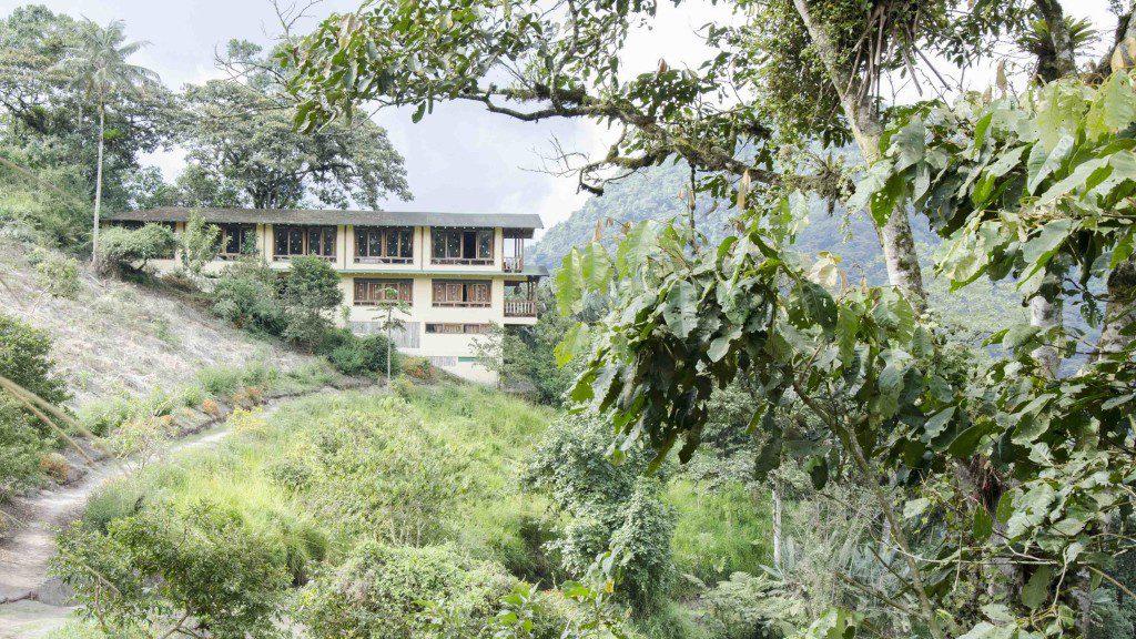 San Jorge Tandayapa Lodge