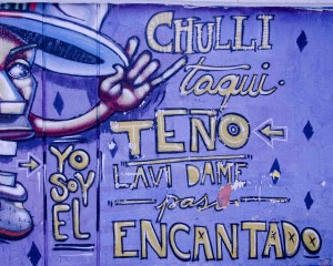 Lost Graffiti by Apitatán