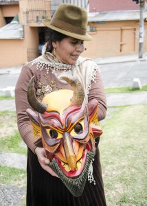 Maria Ugsha, Mask Vendor