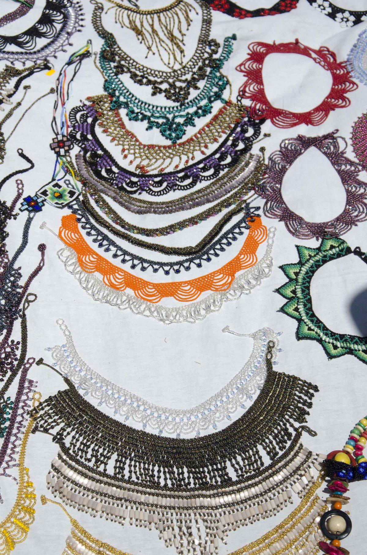 Necklaces, Luz Vacacela