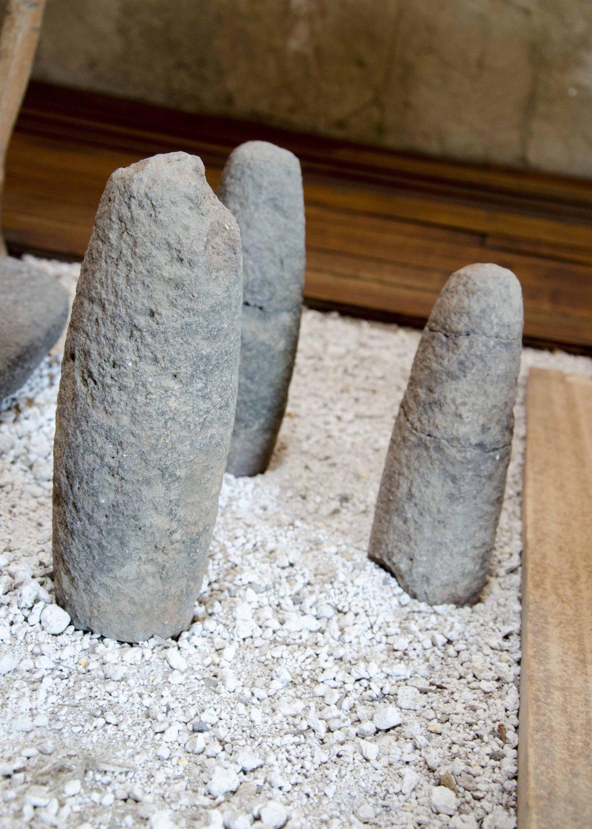 Original Stones from Lunar or Solar Calendar, Cochasquí, Ecuador | ©Angela Drake / Not Your Average American