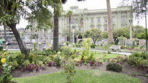 Collegio Maldenado, Riobamba