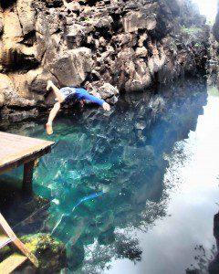 Diving into Las Grietas