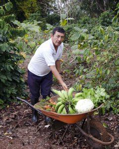 Juan, the farmer