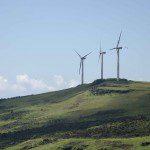 View towards Windmills from El Junco