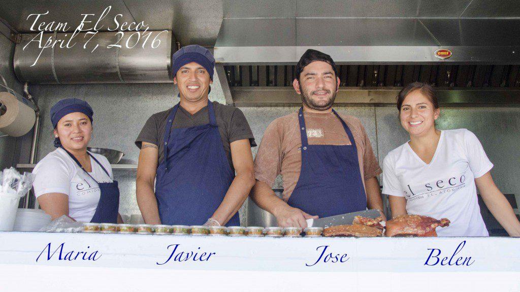 The El Seco Team, Quito, Ecuador