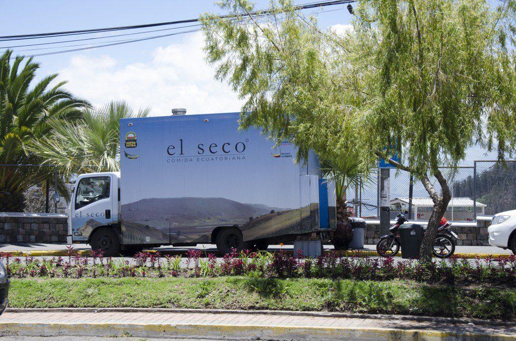 El Seco Food Truck, Quito