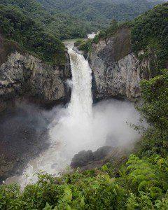 Cascada San Rafael