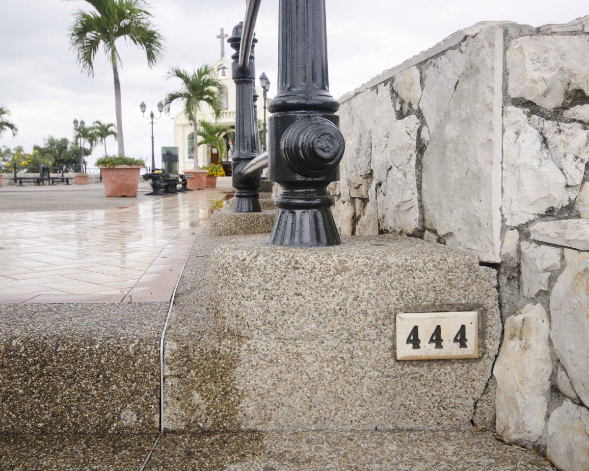 Last Step, #444, Cerro Santa Ana, Guayaquil, Ecuador