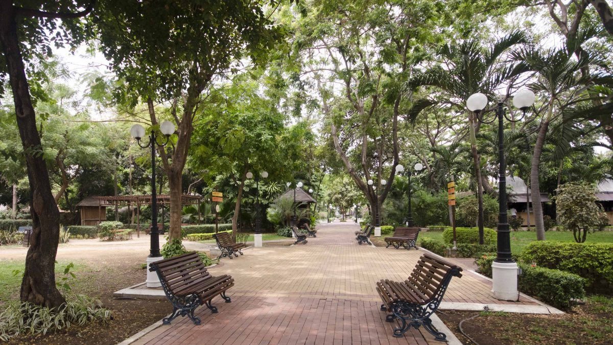 The Park, Parque Histórico
