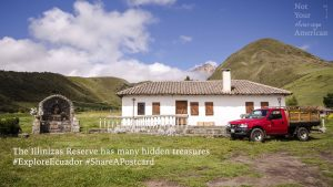 Illinizas Postcard
