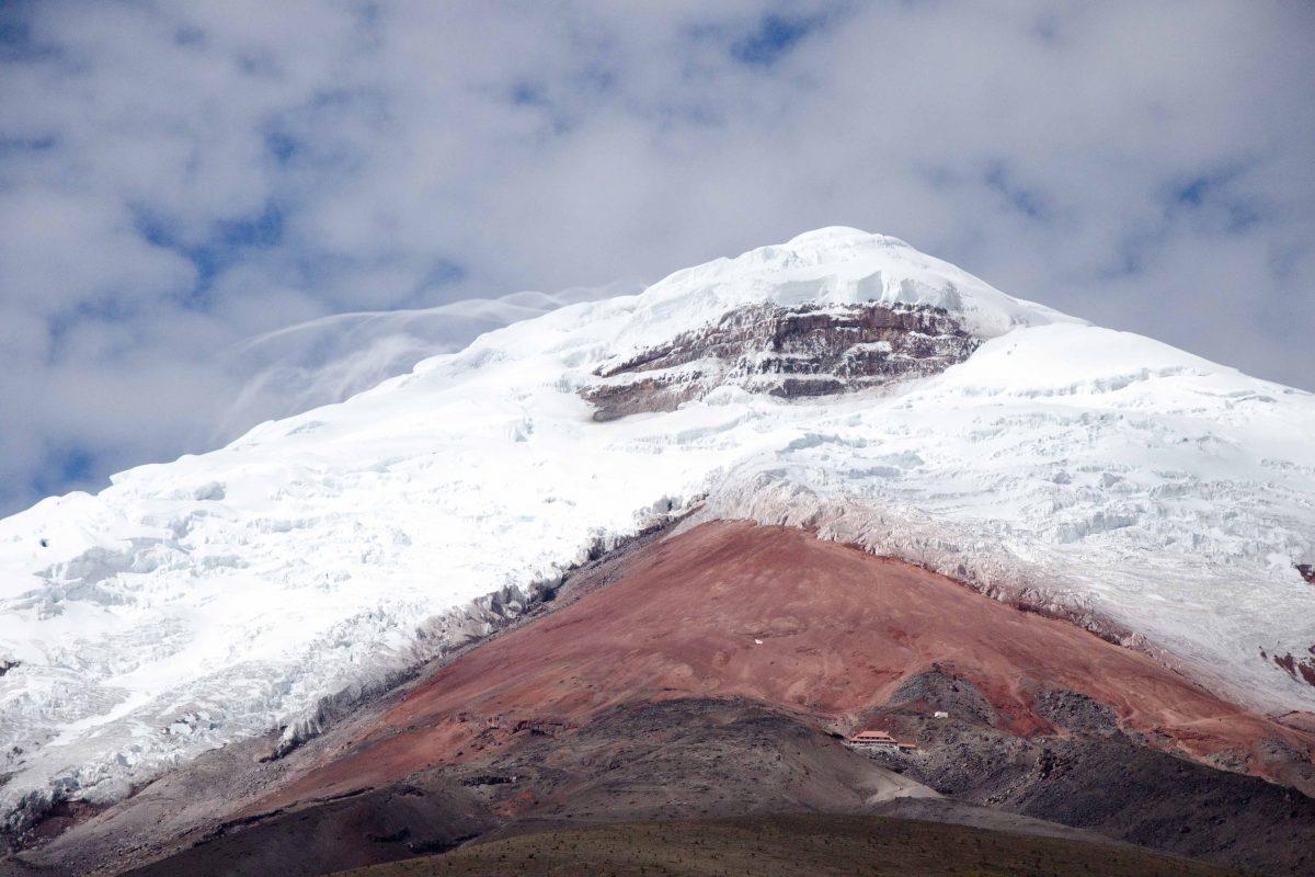 """Cotopaxi, Cotopaxi Province, published in """"Ecuador Por MIs Ojos"""""""
