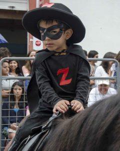 Youngest Zorro?