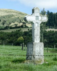 Stone Cross, backroads to the Iliniizas