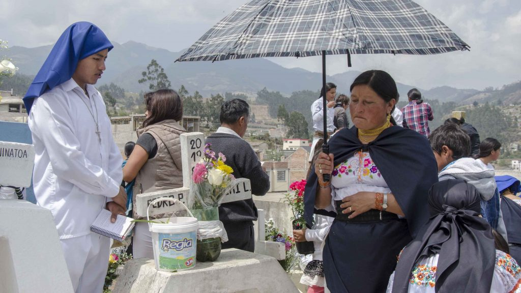 Dia de los Difuntos, Otavalo