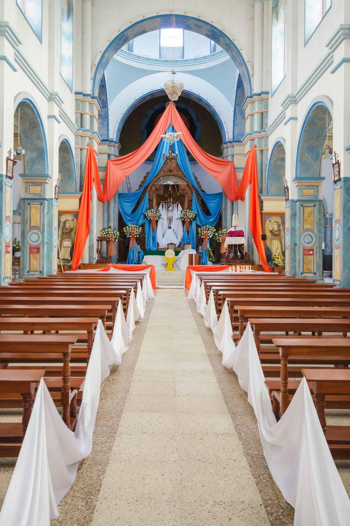 Santuario Dioesano Señor de la Caridad, Malacatos, Ecuador | © Angela Drake