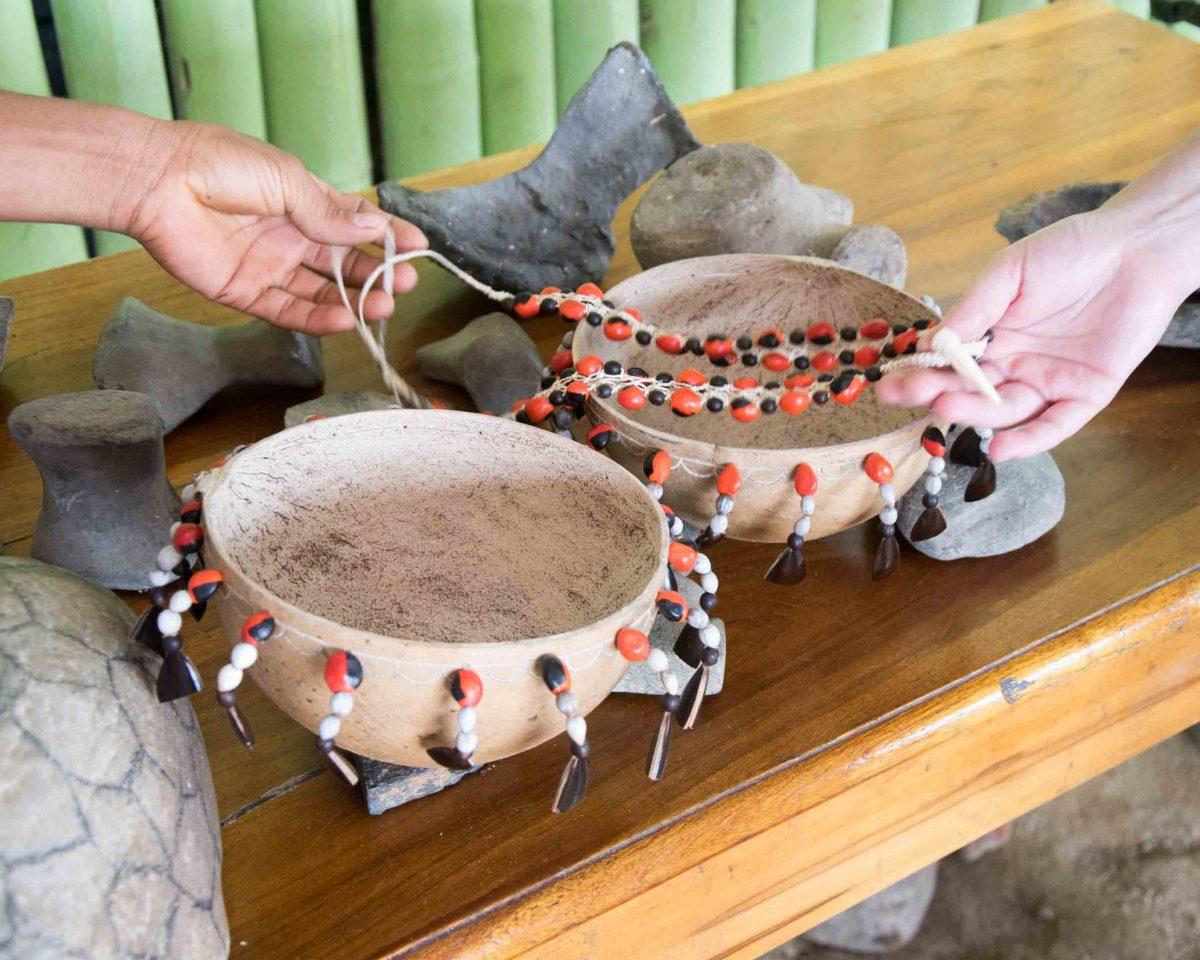 A small collection; Cascadas Yanayacu, Napo Province, Ecuador