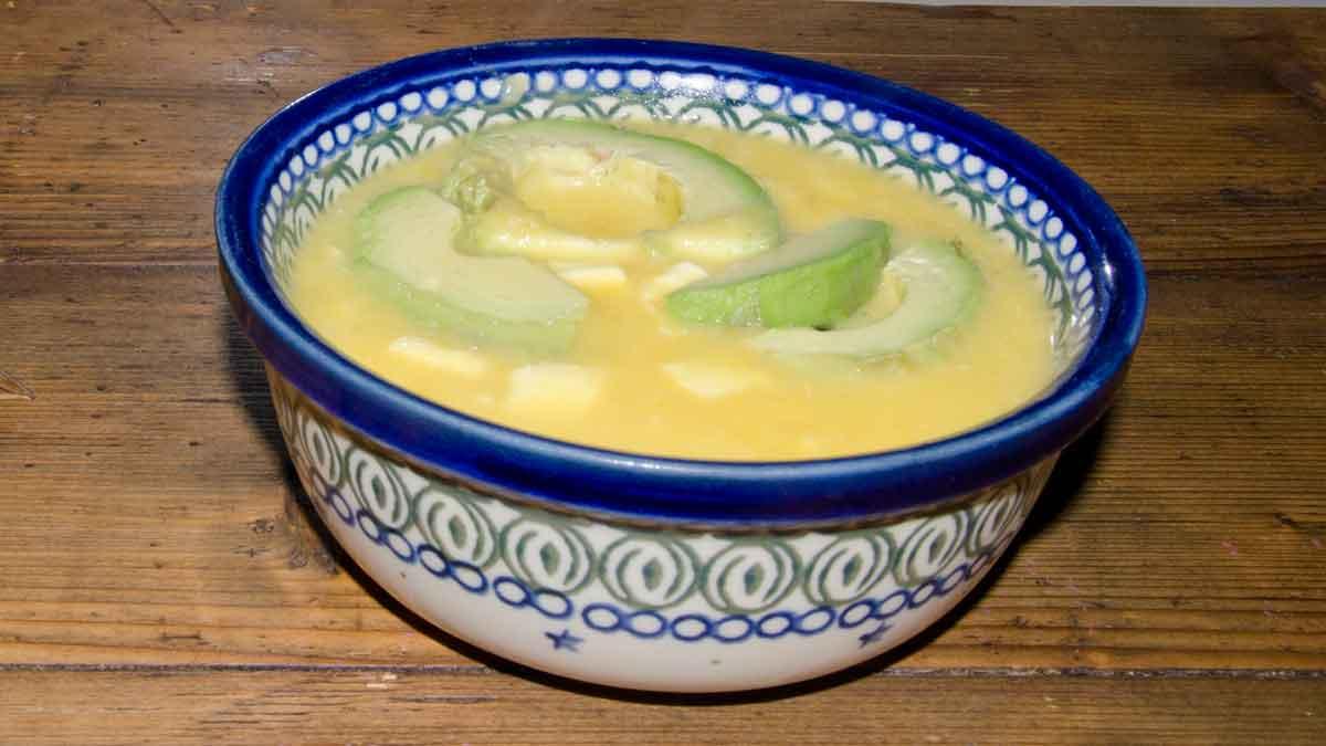 Locro de Papas, Ecuadorian Comfort Food