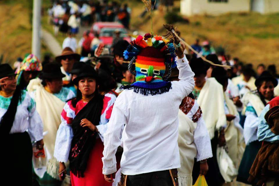San Juan celebration in Cochas La Merced near Zuleta; ©Felipe Escola