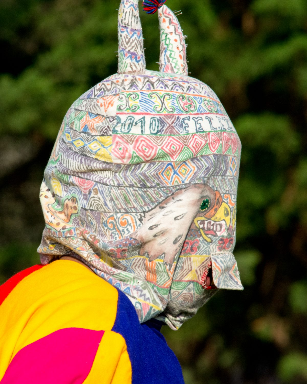A Wiki at the Kapak Raymi Festival, Quito, Ecuador | ©E. Scott Drake / Not Your Average American