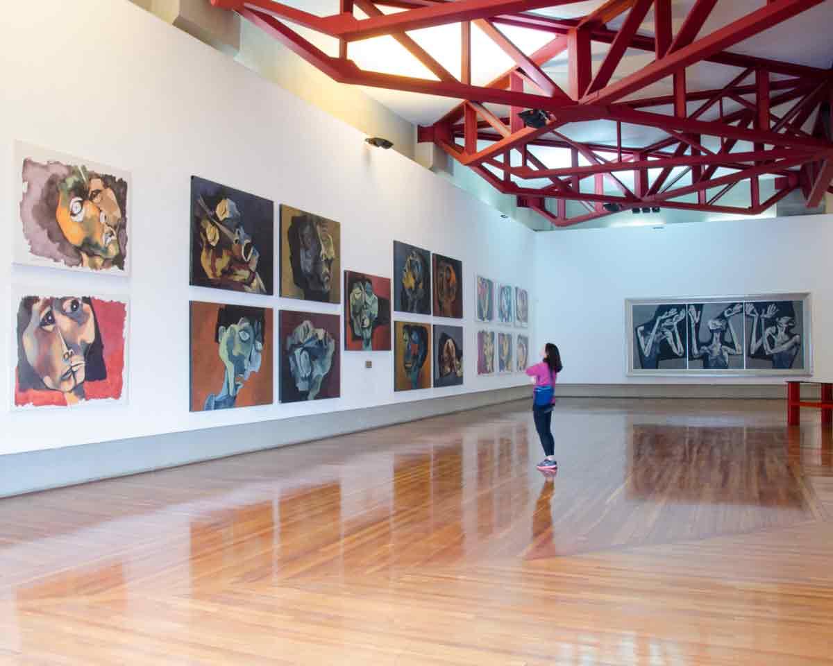 Guayasamin Museum, Quito, Ecuador   @Angela Drake