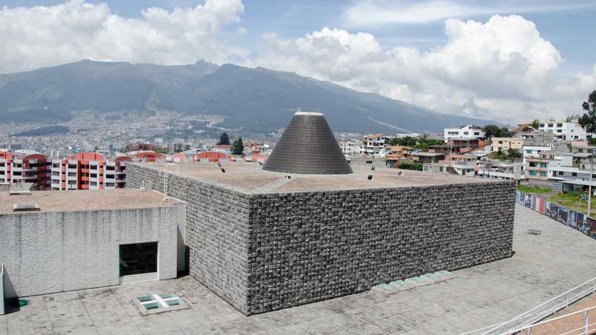 The Guayasamin Chapel of Man, Quito, Ecuador   @Angela Drake