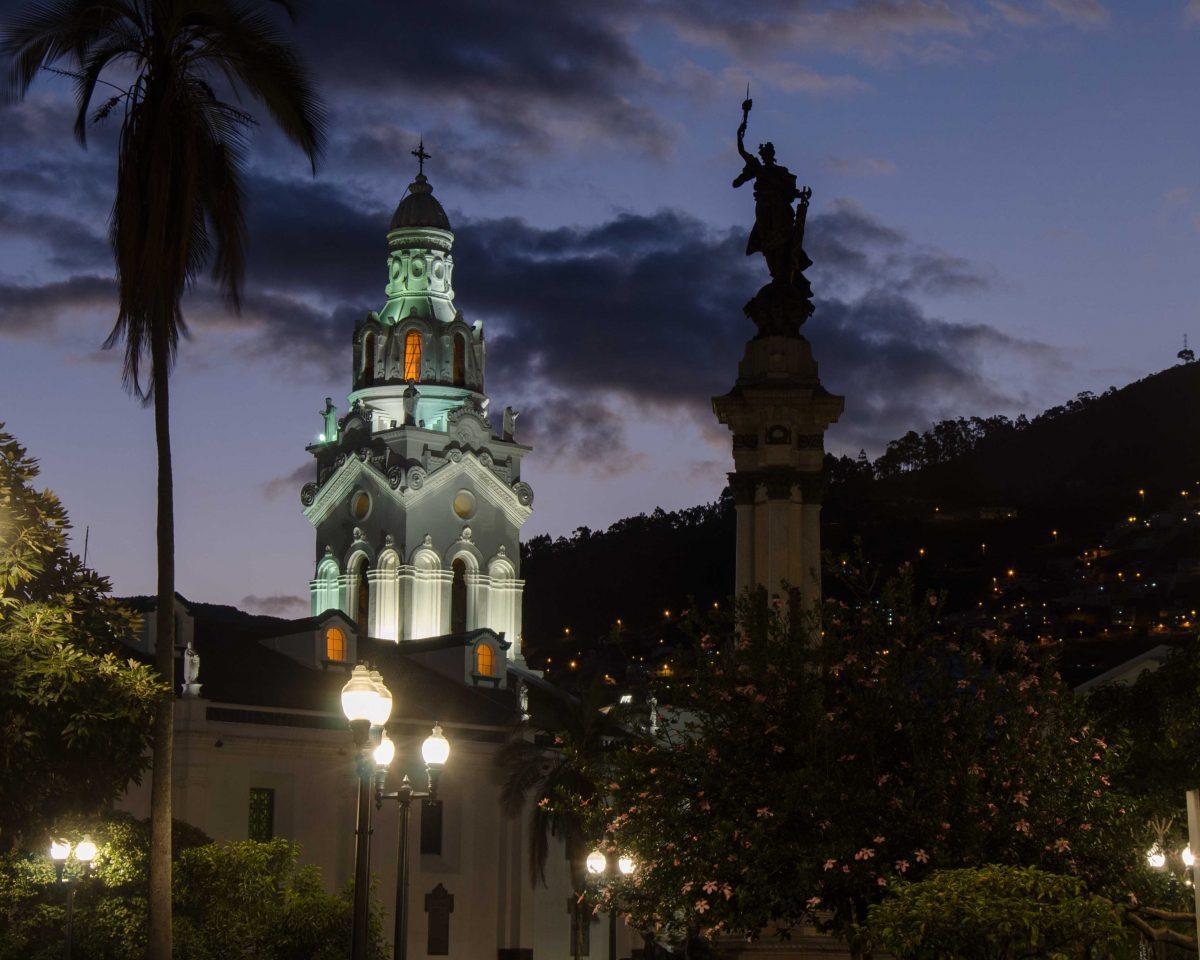La Catedral Municipal, Plaza de Independencia, Quito, Ecuador | © Angela Drake