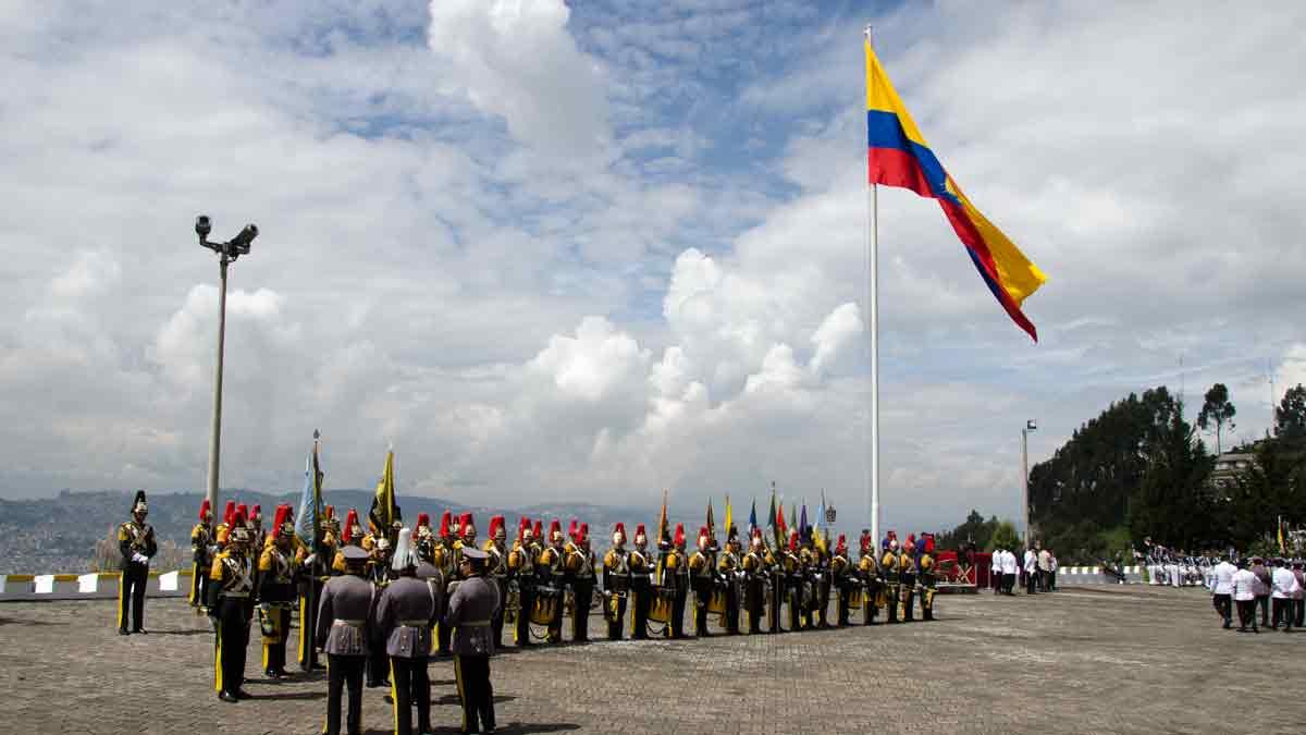 Museo Conmemora La Batalla de Pichincha