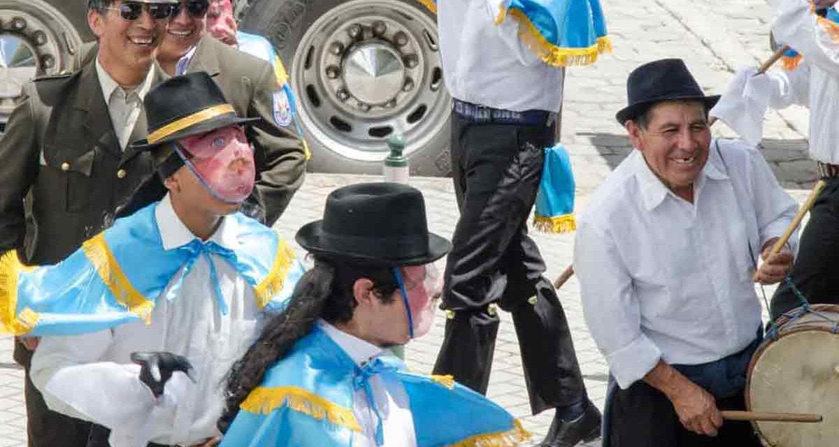 Traditional Corpus Christi Celebrations in Ecuador