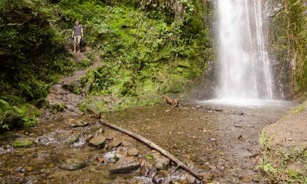 Great Waterfall Hike in Vilcabamba, Ecuador