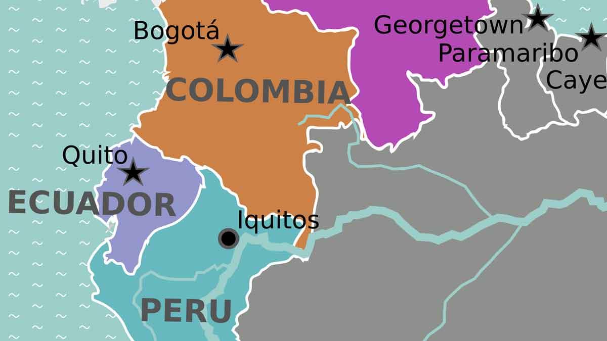 Our Next Trip: Colombia to Peru via Ecuador - by Angie Drake