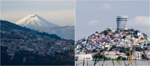 So which best fits your personality: Quito or Guayaquil?