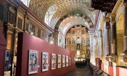 A Unique Museum in a Colonial Church in Historic Bogota