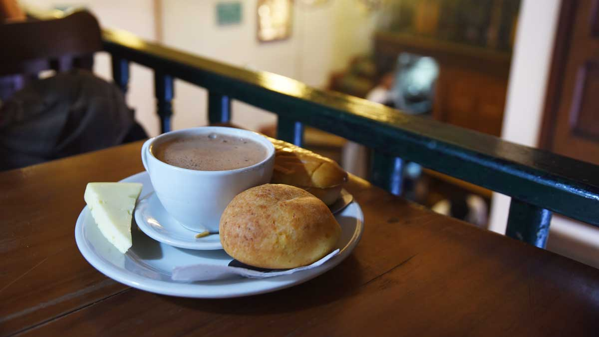 Hot Chocolate Santafereño | ©Angela Drake