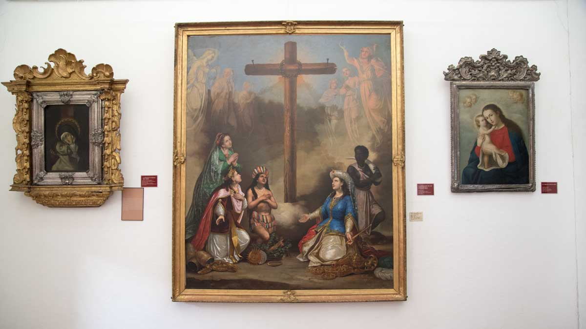 Paintings of the Quito School, Museo Arquidiocesano de Arte Religioso | ©Angela Drake
